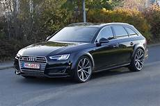 audiboost 2017 audi b9 rs4 avant with turbo v6 power spotted testing with wide bodywork