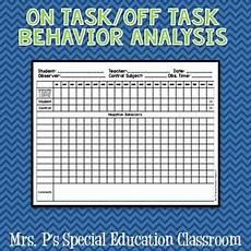 task off task behavior analysis task analysis behavior tracking behavior tracker