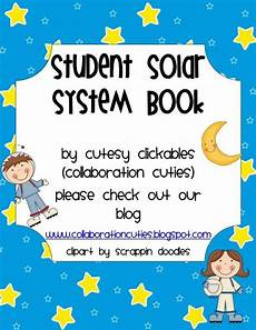 worksheets about school 18772 solar system book graphic organizer product from cutesyclickables on teachersnotebook
