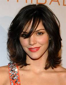 Medium Wavy Layered Hairstyles