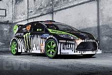 Ken Block And Gymkhana Gallery