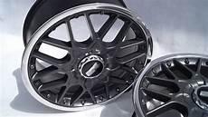 bbs rs ii 5x100 18 zoll inch alu felgen wheels rims grey