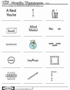 science riddle worksheets 12380 worksheets worksheets brain teasers