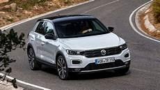 Volkswagen T Roc 2018 Drive Review Vw Rocks It