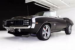 1969 Chevrolet Camaro Convertible RS/SS 4 Spd