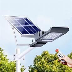 20w waterproof 20 led solar light with rod light