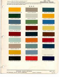 1953 gm gmc exterior paint chips previous page next page car paint colors chevy trucks