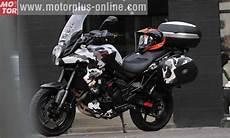 Modifikasi Motor Touring by Foto Modifikasi Kawasaki Versys 650 Touring