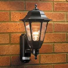 coach lantern with pir lighting direct