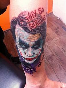the 10 best joker tattoo designs