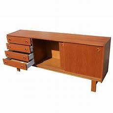 credenza sideboard vintage 1960 s teak buffet sideboard credenza ebay