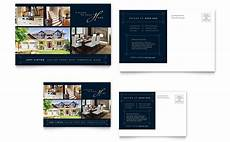 post card template for publisher luxury home real estate postcard template word publisher