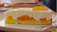 quark joghurt sahne torte mit mandarinen rezept mit