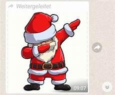 whatsapp weihnachtsmann als profilbild