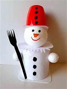 schneem 228 nner aus klopapierrollen weihnachten basteln
