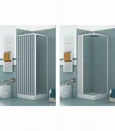 box doccia 2 lati box doccia estensibile in pvc a 2 lati anta unica con