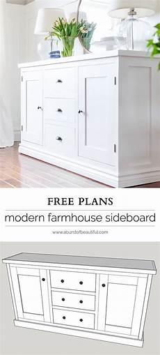 buffet de cuisine 734 simple modern farmhouse sideboard buffet dining room