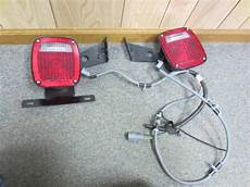ford chassis light wiring new pair grote factory ford superduty truck cab chassis trailer lights ebay