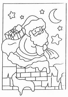 Coloriage De Noel Page 7