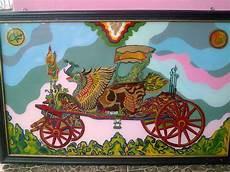 Lukisan Kaca Cirebon