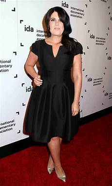 monica lewinsky dress monica lewinsky shows off her glam new look at the 2015