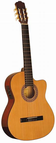 Indiana 174 Size String Acoustic Electric Cutaway