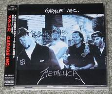 Metallica Garage Inc Album by Metallica Garage Inc Records Vinyl And Cds To Find