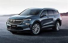 this is the all new buick enclave crossover for china gm authority