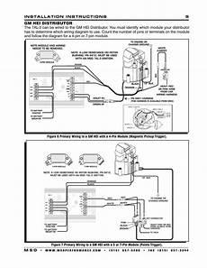 gm ignition module wiring diagram 2001 gm hei distributor installation 5 m s d msd 7330 7al 3 ignition