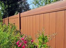 Privacy Garden Fence Wooden Or Plastic Panels