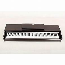 yamaha arius ydp 142 88 key digital piano with bench