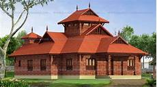 kerala traditional house plans budget traditional nalukettu style 3 bedroom home with