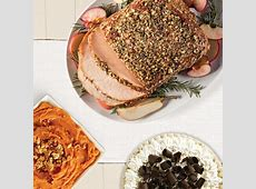 Shop Catering   Holiday Dinners   Boneless Turkey Dinner