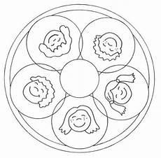 Kinder Malvorlagen Mandala Kostenlose Malvorlage Mandalas Mandala Kinder Zum Ausmalen
