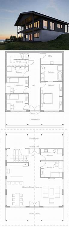 vacation house plans sloped lot sloping lot house plan mountainhomes houseplans with