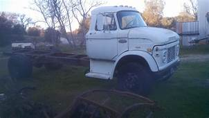 1968 Ford F600 COE Cab And Chassis  Classic Other