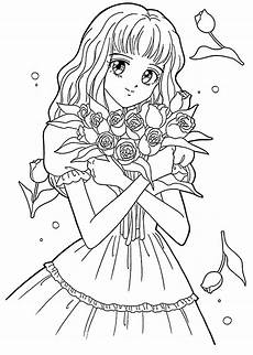 Anime Malvorlagen Pdf Detailed Anime Coloring Pages At Getcolorings Free