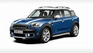 2017 Mini Countryman Revealed More Space Tech And