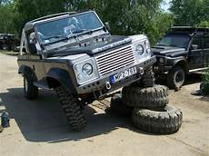 Land Rover Defender Convertible All New Custom Made For