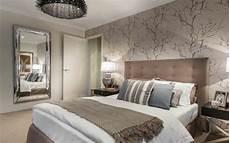 Schlafzimmer Tapete Modern - schlafzimmerwand gestalten interessante ideen zum nachfolgen