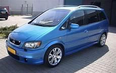 Opel Zafira Opc Image 3