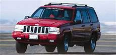 how do cars engines work 1999 jeep cherokee on board diagnostic system road test 1999 jeep grand cherokee motortrend