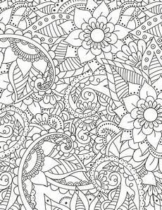 Mandala à Imprimer Pour Adulte Coloriage Mandala 224 Imprimer Motif Fleurs Pour Adulte