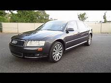 2004 audi a8 l start up engine and in depth tour