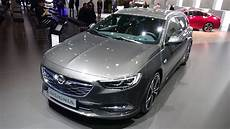 2018 Opel Insignia Sports Tourer Geneva Motor Show 2017