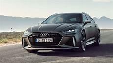 Audi Rs 6 Avant Oplev Den Ultra Lette Og Kraftfulde Rs 6