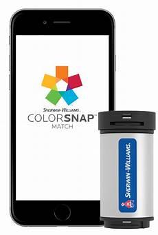 paint color match system sherwin williams colorsnap match