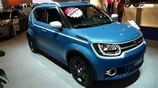 2017 Suzuki Ignis Compact Top Hybrid Exterior And