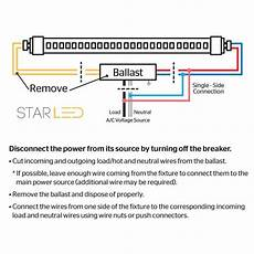 newest ballast bypass wiring diagram diagram t8 fluorescent ballastring led electronic