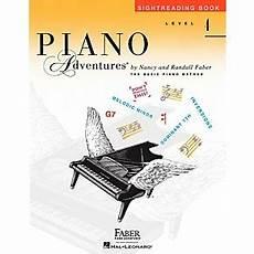 Faber Piano Adventures Faber Piano Adventures Level 4